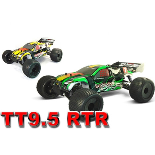 HSP 4WD Nitro Off-road Truggy RTR 1:8 2.4G 94886PRO/TT9.5