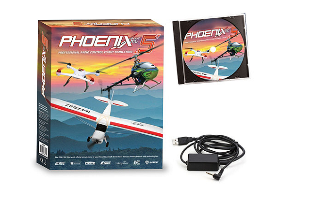 Phoenix R/C Pro Simulator Version 5.0 RTM5000