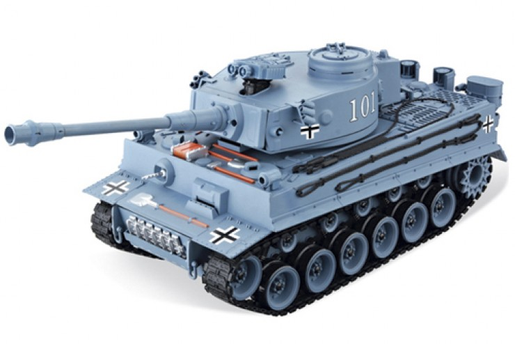 Танк CS German Tiger на р/у Household 4101-1 4101-1