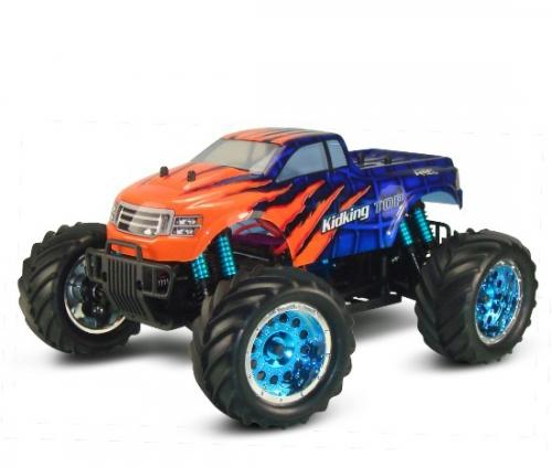 Монстр HSP Electric Off-Road KidKing TOP 4WD 1:16 94186TOP