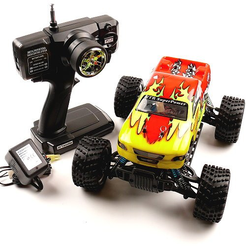 Внедорожник HSP Electric Off-Road 4WD 1:16 94186