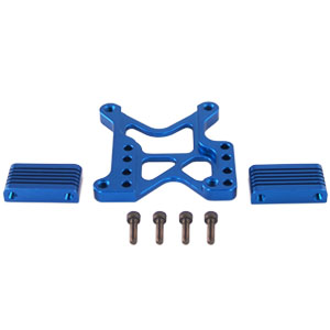 Alum. Engine Mount (Blue): Savage X/XSS GH-2043