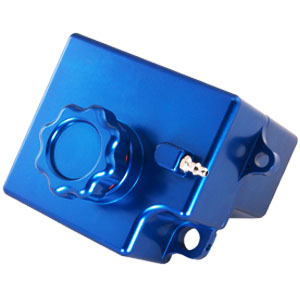 Alum. Fuel Tank (Blue): Savage X/XSS GH-2055