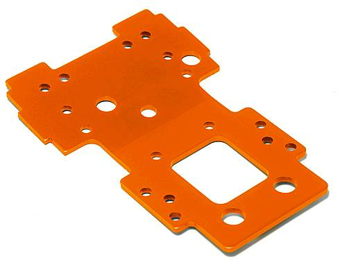 Нижняя плата BULKHEAD 2.5mm (ORANGE) HPI-105892