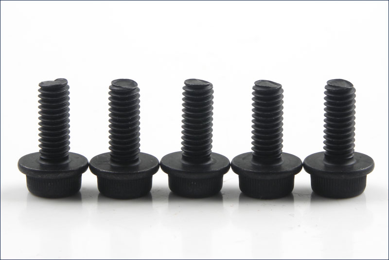 KYOSHO запчасти Cap Screw(M4x10/Flanged/5pcs) 1-S24010F