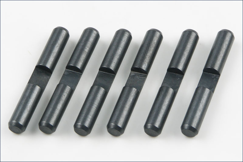 KYOSHO запчасти Bevel Shaft(4x27mm/6pcs/BS107) 97001
