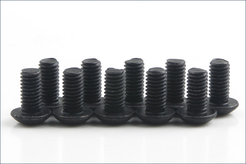KYOSHO запчасти Button Screw(Hex/M3x6/10pcs) 1-S13006H