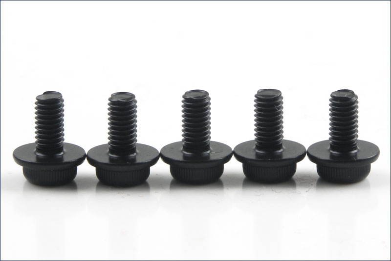 KYOSHO запчасти Cap Screw(M3x6/Flanged/5pcs) 1-S23006F