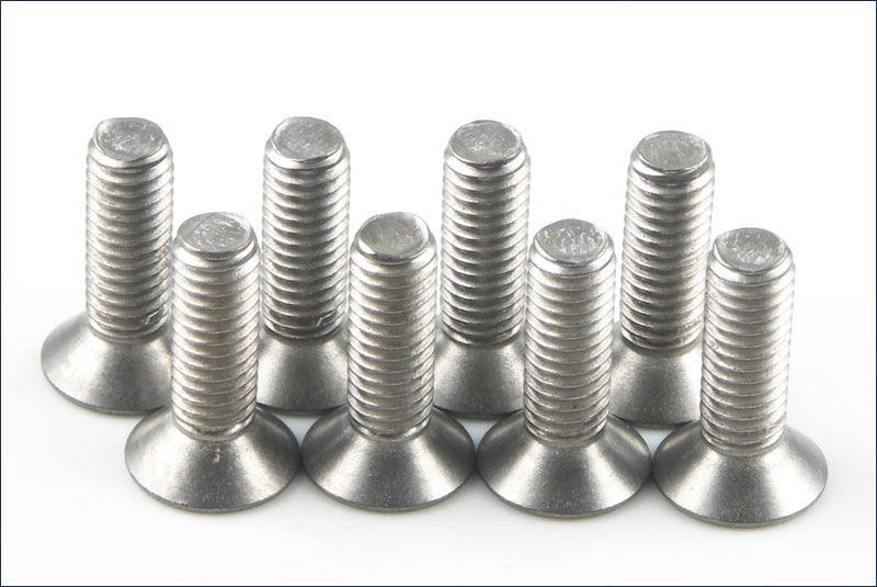 KYOSHO запчасти Flat Head Screw(Hex/M3x10/10pcs) 1-S33010H