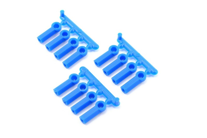 RPM Heavy Duty Rod Ends (12) Blue RPM73375