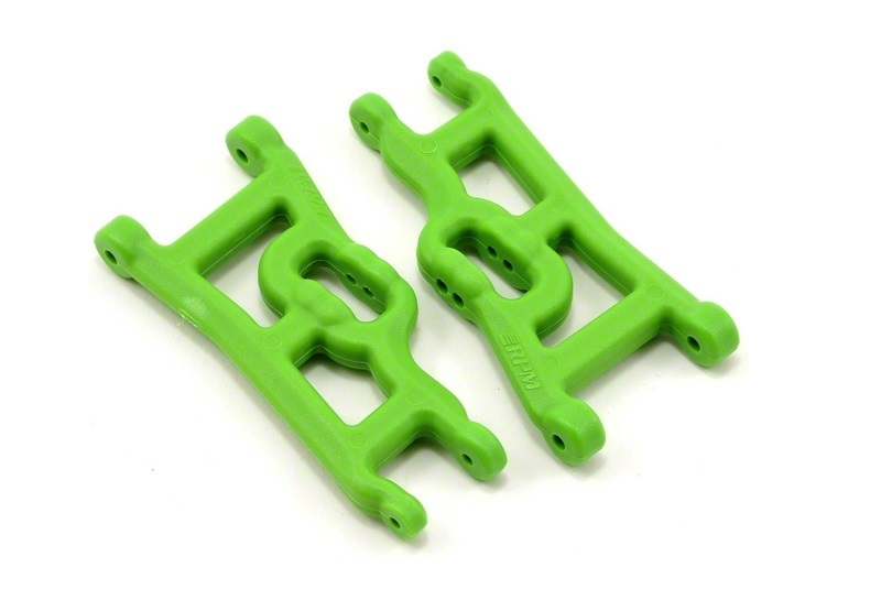 RPM Elec. Rustler  Stampede Front Arms - Green RPM80244