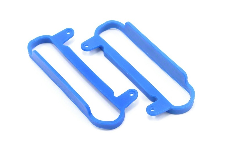 RPM Blue Nerf Bars - Slash 2wd  4x4 RPM80625