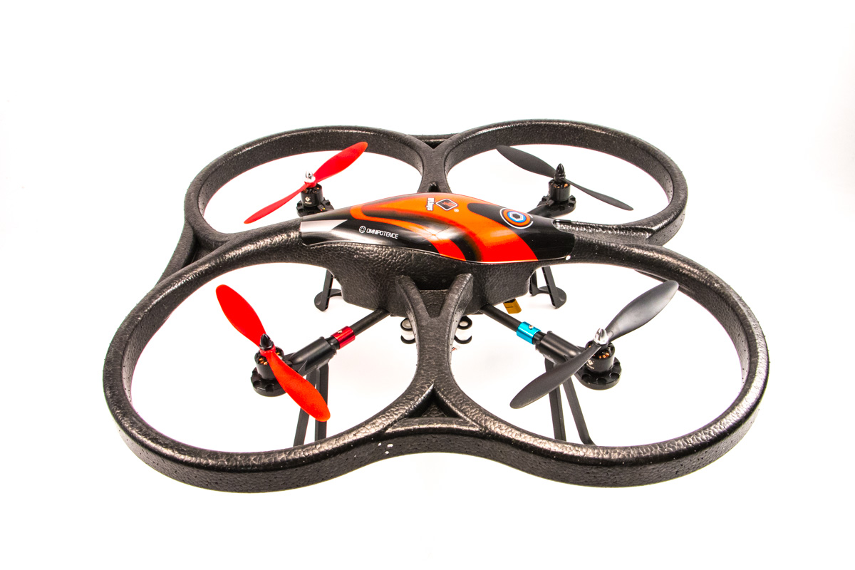 WLTOYS V393A Quadcopter (Brushless FPV 5.8 GHz) WLT-V393A
