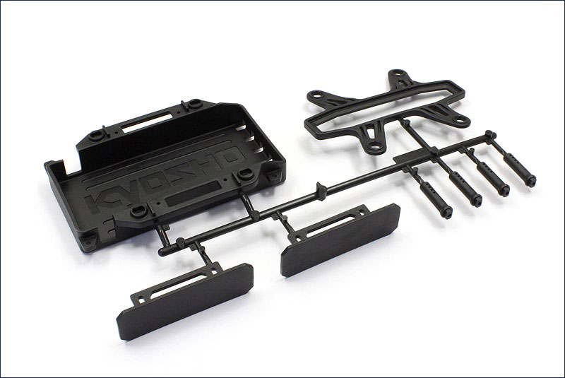 KYOSHO запчасти Battery Plate Set (Scorpion XXL VE)  SX059
