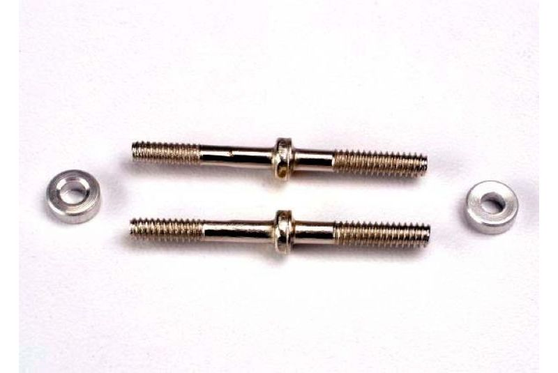 TRAXXAS запчасти Turnbuckles, 36mm (2) TRA1935