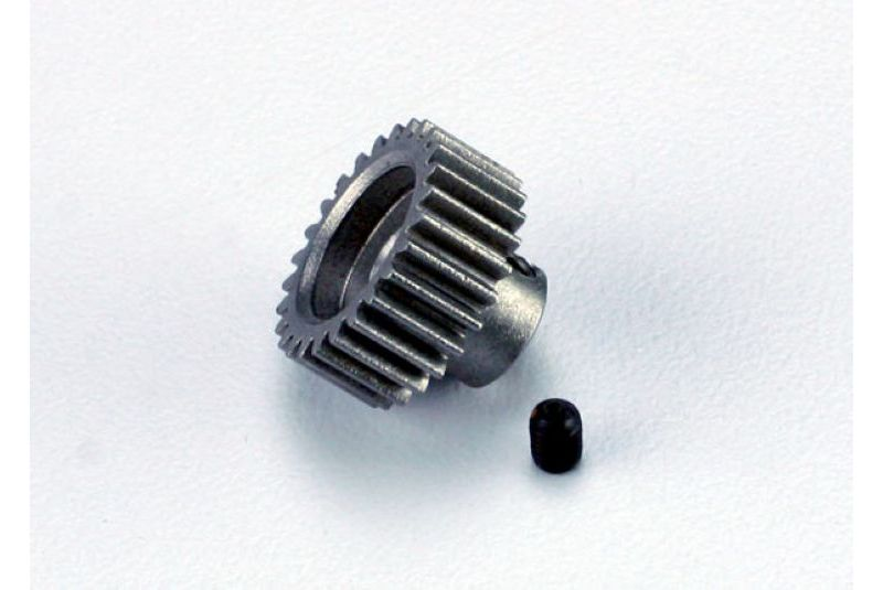TRAXXAS запчасти Gear, 26-T pinion (48-pitch)/set screw TRA2426