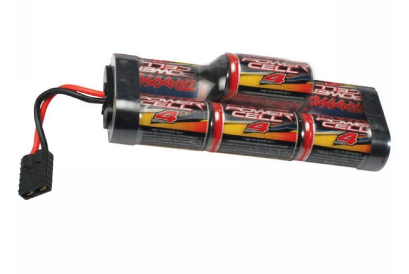 TRAXXAS запчасти Battery, Series 4 Power Cell, 4200mAh (NiMH, 7-C hump, 8.4V) TRA2951