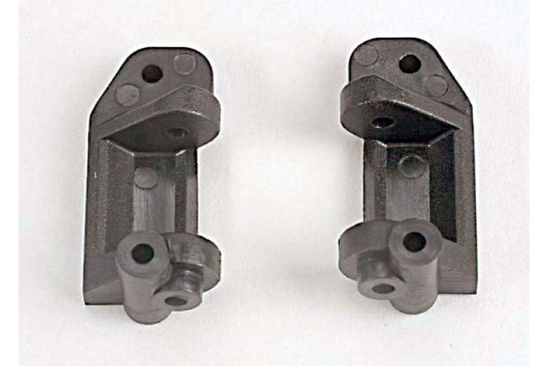 TRAXXAS запчасти Caster blocks (lr) (30-degree) TRA3632