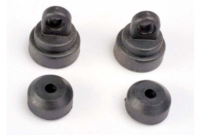 TRAXXAS запчасти Shock caps (2)/ shock bottoms (2) TRA3767