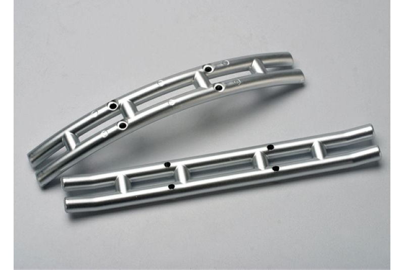 TRAXXAS запчасти Bumpers, satin finished (fr) TRA4935