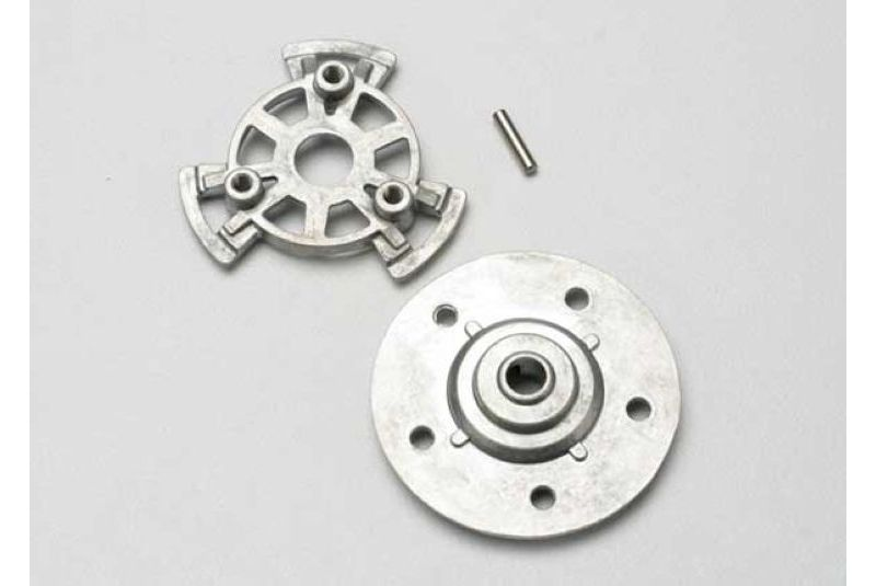 TRAXXAS запчасти Slipper pressure plate and hub (alloy) TRA5351