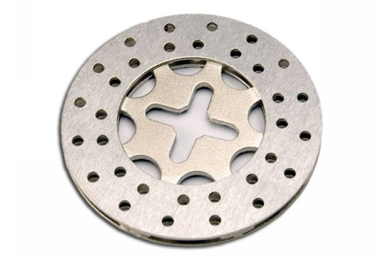 Brake disc (high performance, vented) TRA5364X