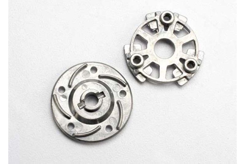 TRAXXAS запчасти Slipper pressure plate  hub (aluminum alloy) TRA5556